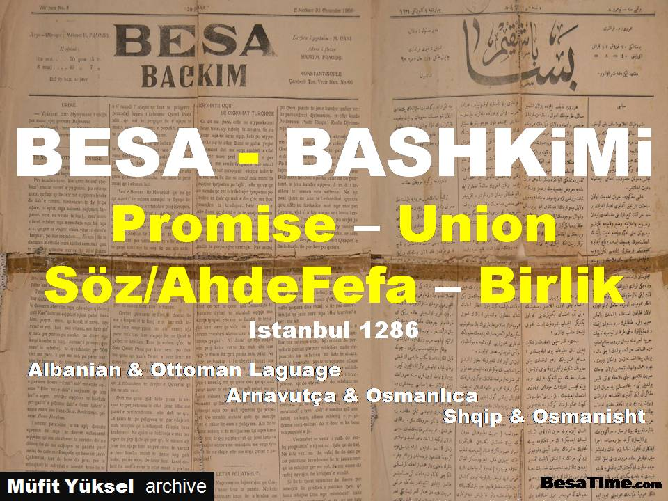 """ALBANIAN NEWSPAPER"" IN TURKEY, FROM THE OTTOMAN PERIOD TO TODAY"