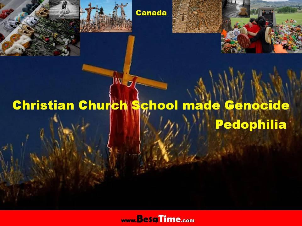 Christian Church School made Genocide