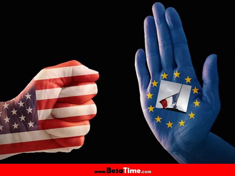 NEW GLOBAL GAME: FRANCE RECALLS AMBASSADORS TO US AND AUSTRALIA
